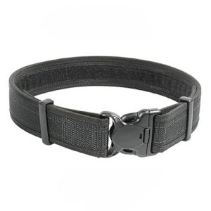 BLACKHAWK! 44B4LGBK Black Reinforced 2-Inch Web Duty Belt with Loop Inner - Large