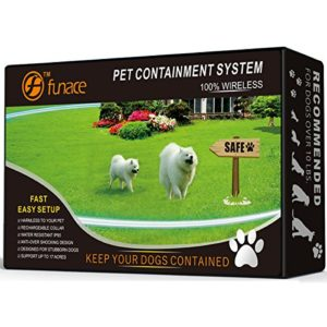 Best electric wireless dog fence system 2019