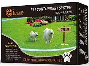 Best electric wireless dog fence system 2019