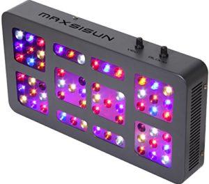 MAXSISUN Dimmable 300W LED Grow Light