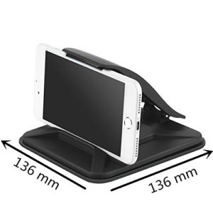 Cell Phone Holder for Car, Vodool Dashboard Car Phone Mount for iPhone