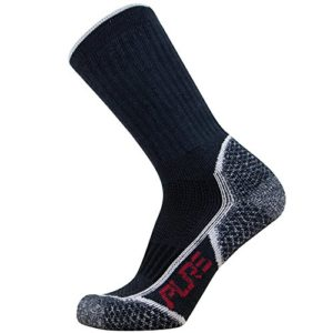 Hiking Socks - Silver Ion Technology - Moisture Wicking Outdoor Socks