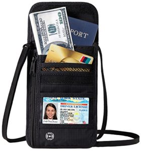 Best Travel Neck Wallet
