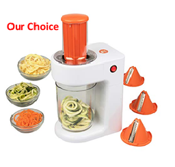 best electric spiralizer
