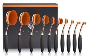 best makeup blending brushes